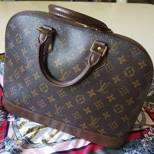 sale Authentic Louis Vuitton Alma